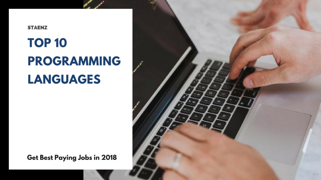 Top 10 Programming Languages to Get Best Paying Jobs in 2018