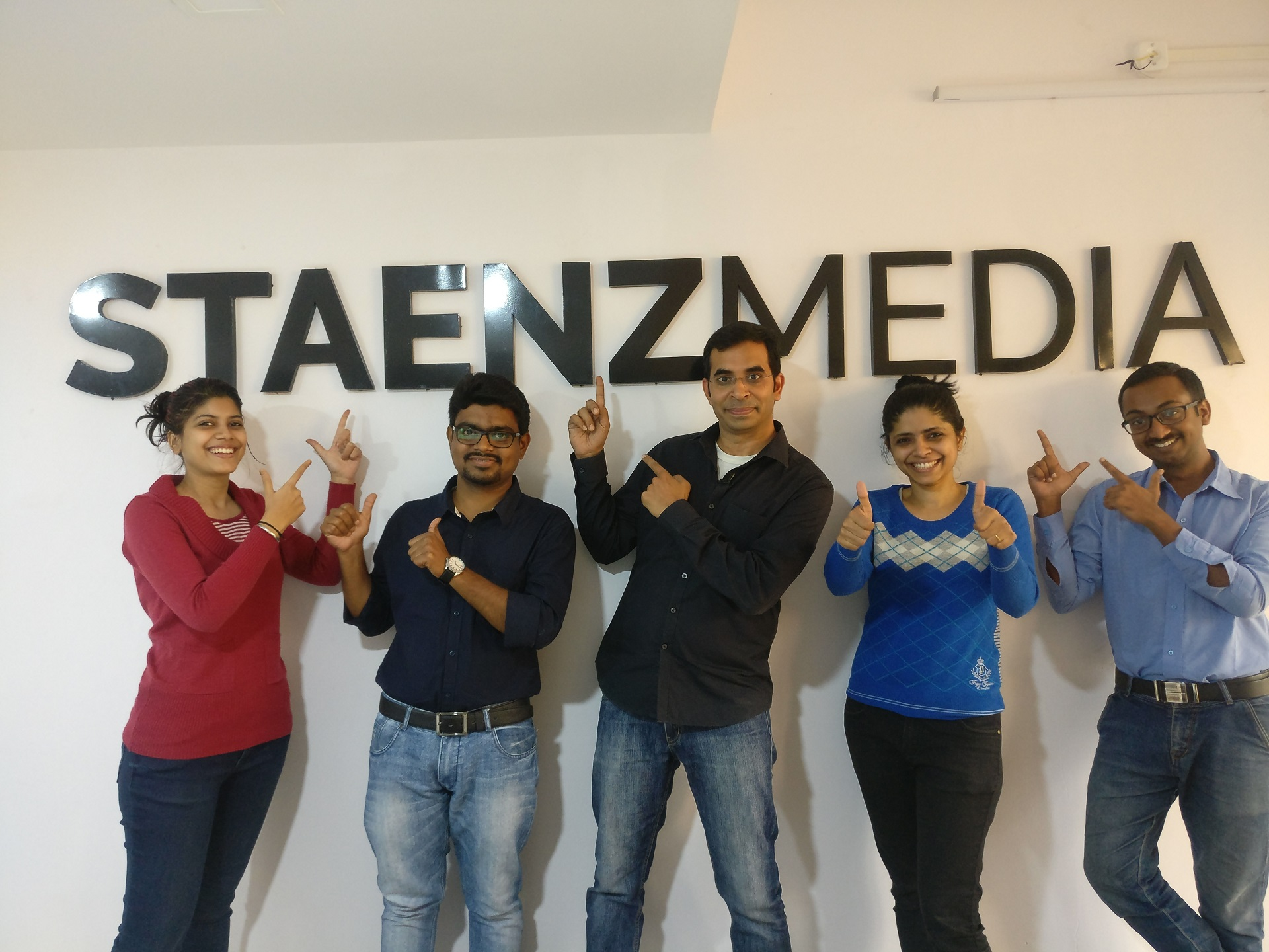 Staenz Solutions Team
