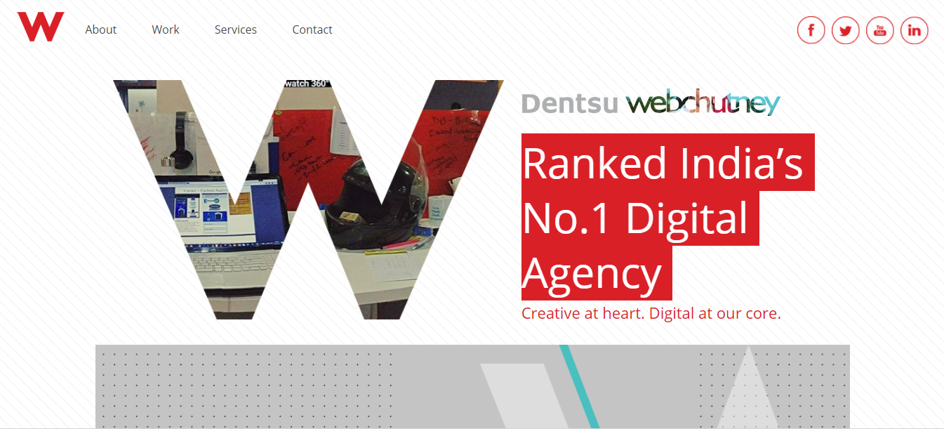 check out websites of digital marketing agencies