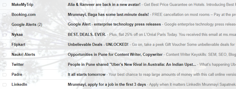 subject lines of cold emails
