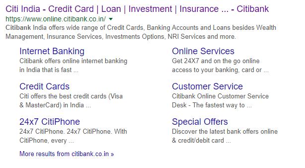 Citibank Schema