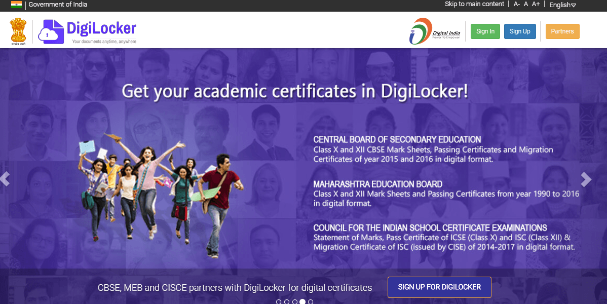 Walk in Digital India - This is How The Real Digital India