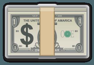 dollar emoji