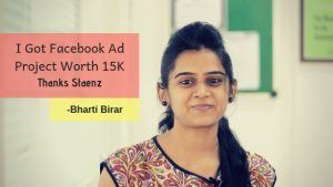 Bharati Birar Success Story