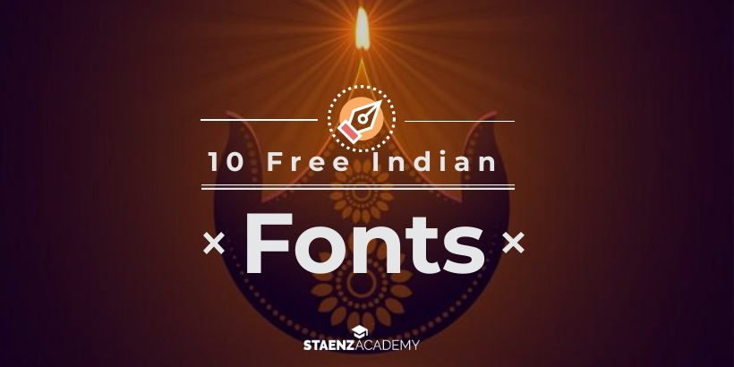 Top 10 Best Free Indian Language Fonts Available For Use