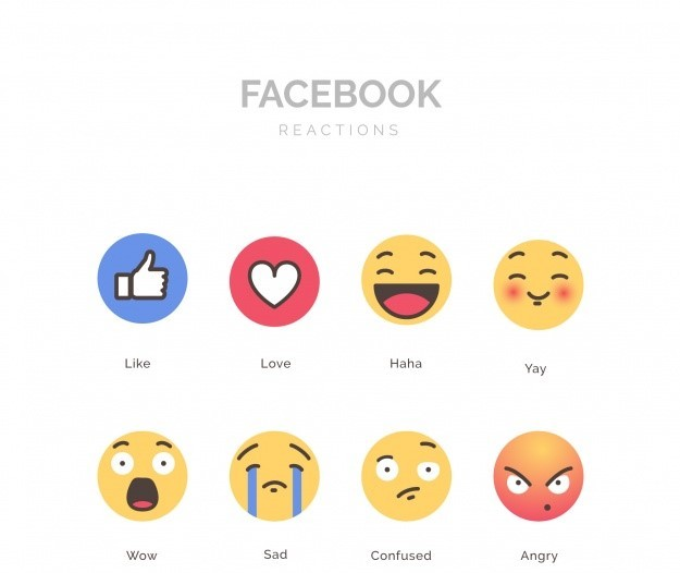 Emojis for social media
