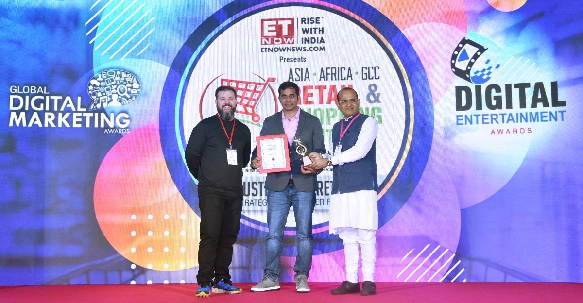 STAENZ Digital Marketing Award